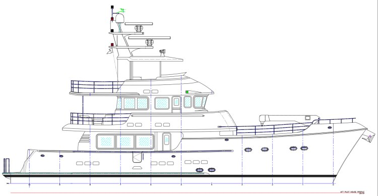 Nordhavn 76 Boat Listing – Adventure Bound